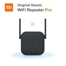 Chính Hãng Xiaomi Router WiFi Repeater Pro 300Mbps Bộ Khuếch Đại Mạng Giãn Nở Router Công Suất Bộ Mở Rộng Roteador 2 Ăng Ten