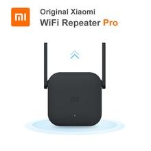 Original Xiaomi WiFi Router Repeater Pro 300Mbps Wifi Verstärker Netzwerk Expander Router Power Extender Roteador 2 Antenne