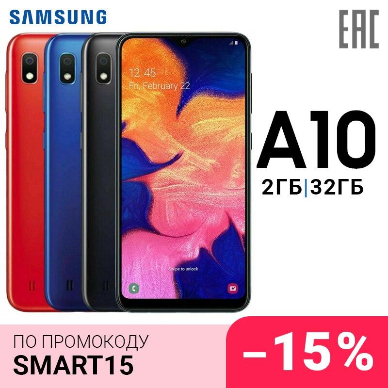 Smartphone Samsung Galaxy A10 2019 Newmodel