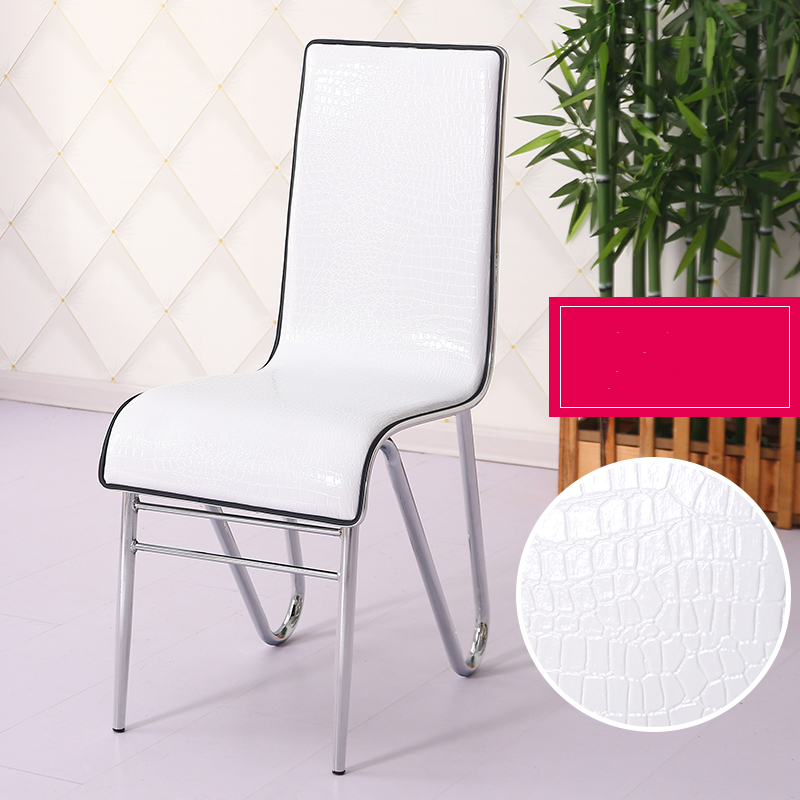 Restaurant Chair Backrest Modern Simple Lazy People Use Economy Restaurant Hotel Fashion Hotel Chair Adults