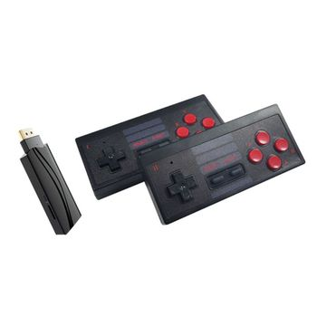 4K HDMI Video Game Console Built in 628 Classic Games Mini Retro Console Wireless Controller HDMI Output Dual Players фото