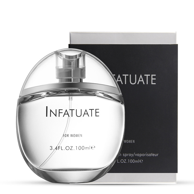 100ml original women's perfume pure natural floral and fruity fragrance lasting fragrance gift box packaging perfume