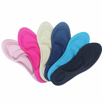 Palmilhas ortopédicas pés planos arco apoio memória espuma palmilha sapato almofada conforto preto para homem|Palmilhas| |  -