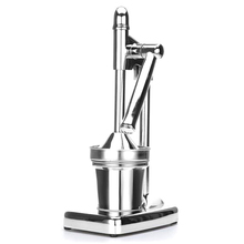 купить New Hot Stainless Steel Manual Hand Press Juicer Squeezer Citrus Lemon Orange Pomegranate Fruit Juice Extractor Commercial or Ho дешево