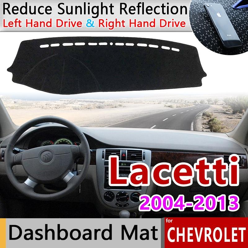 Slip Mat Dashboard Cover Pad Accessories for Chevrolet Lacetti Optra Daewoo Nubira Suzuki Forenza Holden Viva 2002 2003 2004