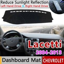 Voor Chevrolet Lacetti Optra voor Daewoo Nubira voor Suzuki Forenza voor Holden Viva Anti-Slip Mat Dashboard Cover Pad accessoires