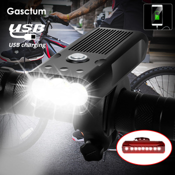 8000Lus Waterproof Bike Light USB Rechargeable 5200mah T6/L2 LED Bicycle Lights Front Bicycle Led Light 3 Mode Bike Accessories original nitecore br35 bike light 1800 lumens cree xm l2 u2 led rechargeable bike bicycle front light built in 6800mah battery