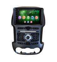 Allways 9 IPS Screen Android 9.0 Octa core Ram 2GB Rom 32GB Car Multimedia for Ford Ranger/ F250 2012 2014 with 2.5D touch