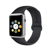 A1 relógio inteligente 2020 profissional link homem mulher presente bluetooth relógio inteligente sim telefone suporte para android ios para crianças