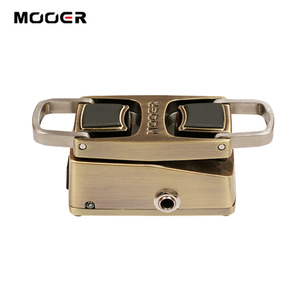 Image 3 - MOOER The Wahter Guitar Pedal Wah Guitar Effect Pedal Pressure Sensing Switch Dual Switching Modes Full Metal Shell Guitar Parts