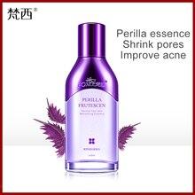 Fonce Корея перилла Astringent пор тонер успокаивающий ремонт для закрытия акне контроль масло увлажняющий макияж отбеливающий свет для воды