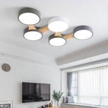 Nordic современный простой светодиодный потолочный светильник