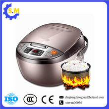 Household 3L mini rice cooker small cooking intelligent automatic multi-function(China)