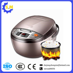 Household 3L mini rice cooker small cooking intelligent automatic multi-function
