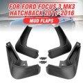 Автомобильные Брызговики для крыла аксессуары для Ford/Focus 3 MK3 хэтчбек 2011-2018