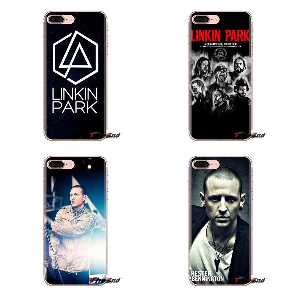 Linkin Park Chester Bennington TPU Transparante Shell Covers Voor Xiaomi Redmi 4A S2 Note 3 3S 4 4X5 Plus 6 7 6A Pro Pocophone F1
