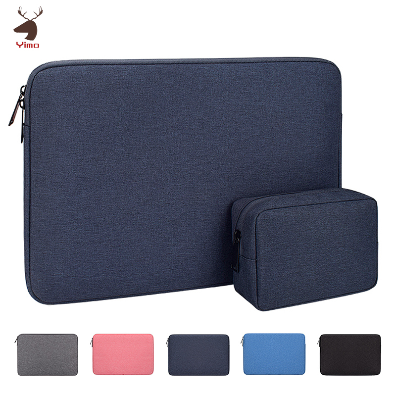 Laptop Sleeve Bag 360° Protection Neoprene Notebook Pouch Computer Case for 13-15.6 Inch Macbook Acer HP Dell Lenovo Huawei Asus