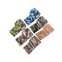Tapes Camouflage Hunting-Screen Outdoor 6pcs Bandage Self-Adhesive Non-Woven Random-Color