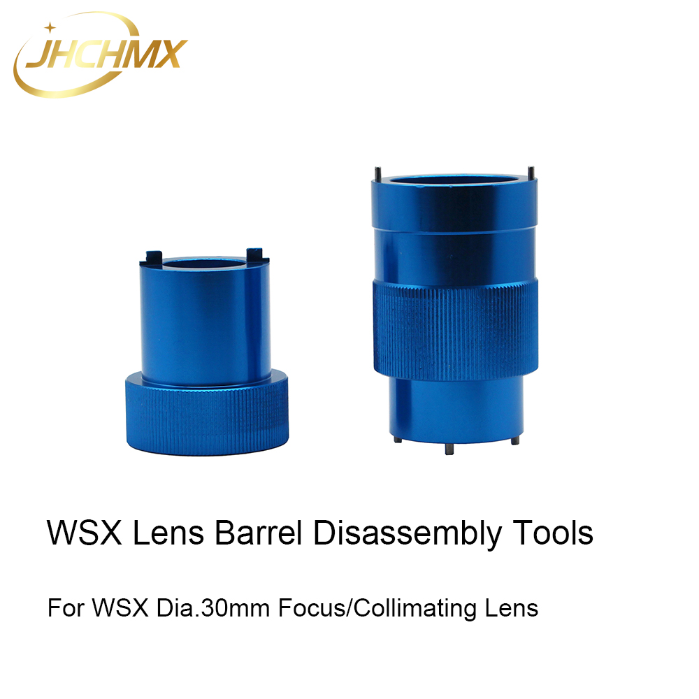 JHCHMX WSX Dia.30mm Focus/Collimating Lens Barrel Locking Ring Disassembly Tools For WSX NC30 KC15 Precitec Lightcutter Head