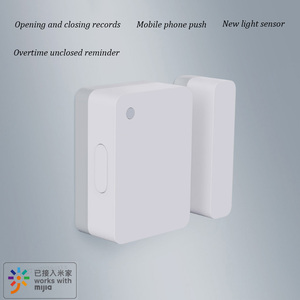 Image 2 - Original Xiaomi Mijia Window Door Sensor Intelligent Mi Door Sensor Smart Home WiFi Android IOS APP Control Security Sensor