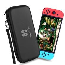 Nintendo переключатель багажная сумка игровая консоль мультифункциональная коробка для хранения Eva сжимающая Жесткая Сумка