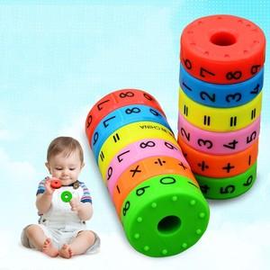 Baby Axis Magnetic Mathematics