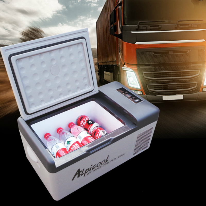 15LHome Car  Refrigerator Compressor  Refrigerators  Mini Refrigerator   Portable Fridge    Car Fridge Refrigerator Mini Fridges