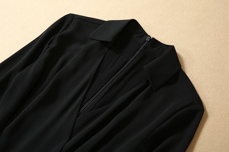 3/4 Elegant Designer Robe