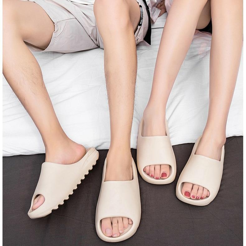 eva indoor sapatos flat slides homens mulher