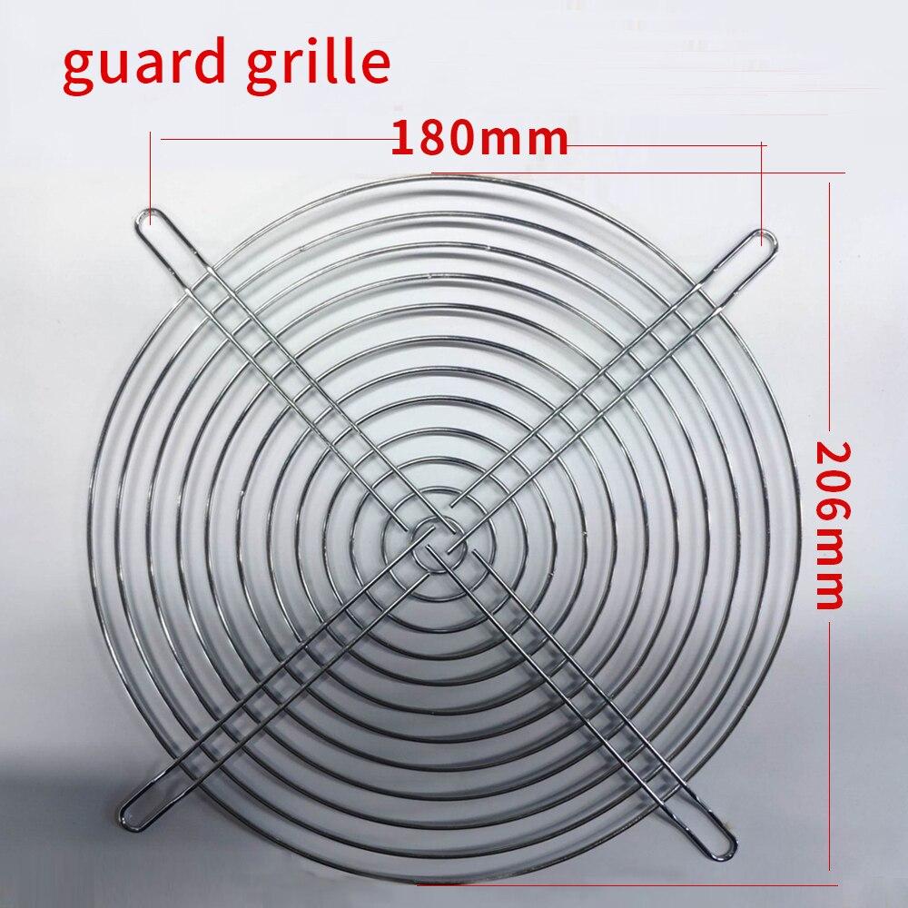 Dustproof 200mm Case Dust Filter Fan Guard Grill Protector Cover Plastic Computer Case Cooling Fan Net