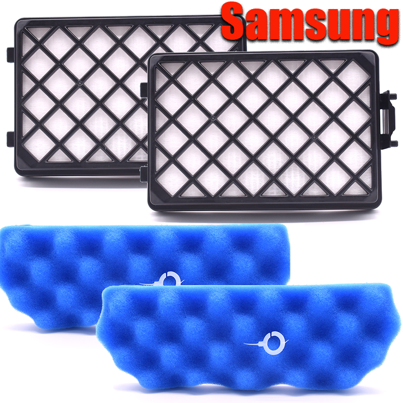 Vacuum Cleaner Accessories Parts Dust Filters HEPA H13 Samsung DJ97-01670B Assy OUTLET Filter For Samsung Sc8810 SC8813...series