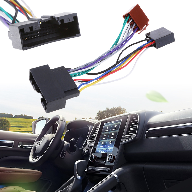 ford car stereo wiring harness car radio stereo wiring harness adapter iso converter wire cable  car radio stereo wiring harness adapter