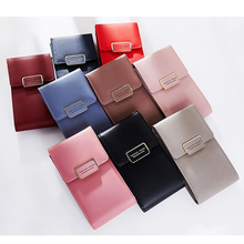 Multi-Function Small Shoulder Bag For Women With Card Cell Phone Pocket Pu Leather Ladies Crossbody Purse Female Messenger Bags