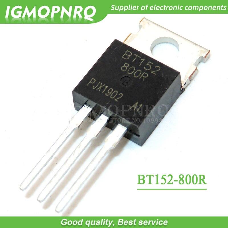 10PCS BT152-800R BT152-800 TO220 TO-220 152-800R New original