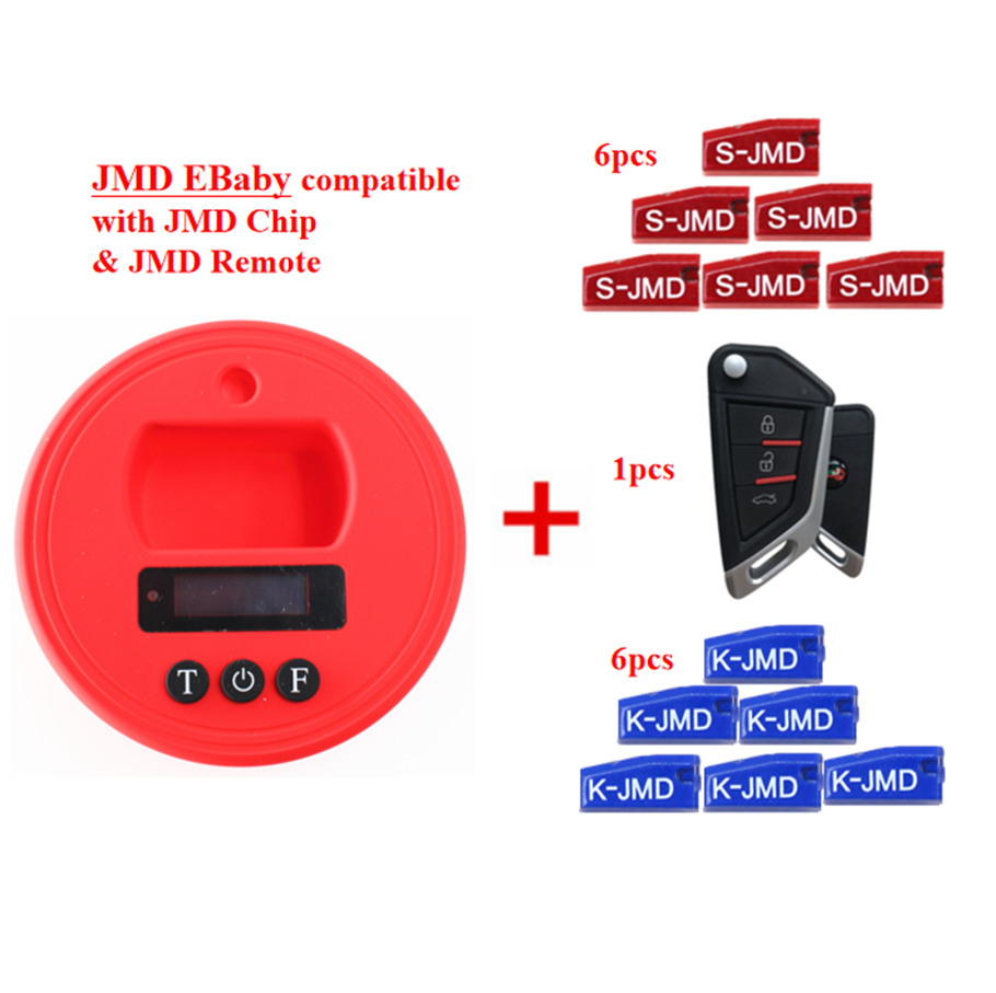 English version JMD EBABY with G and 48 96 bits function Online Decode Chip  Copy Remote Generate Support JMD OBD MQB function|Key Shell| - AliExpress