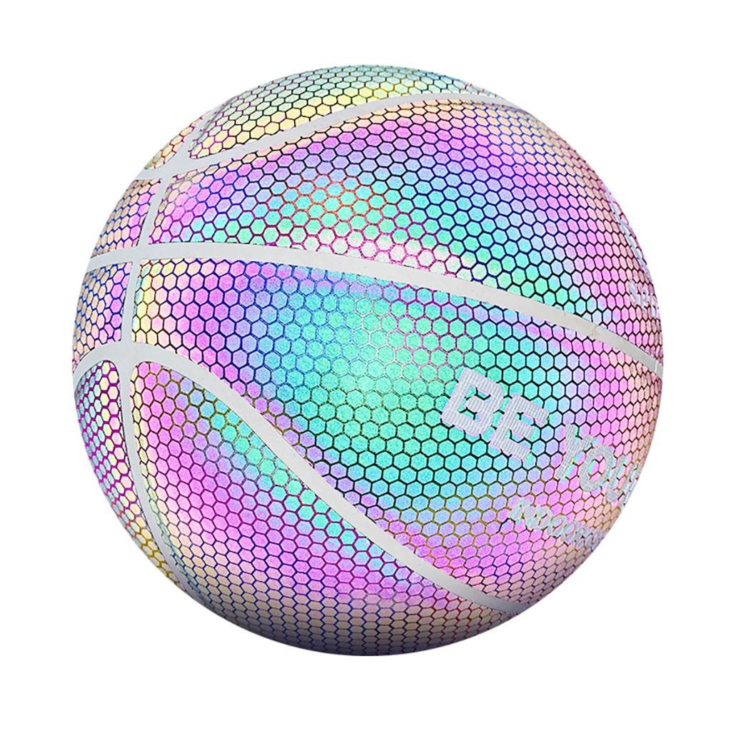 Basquete tamanho 7 bola de rua brilhante