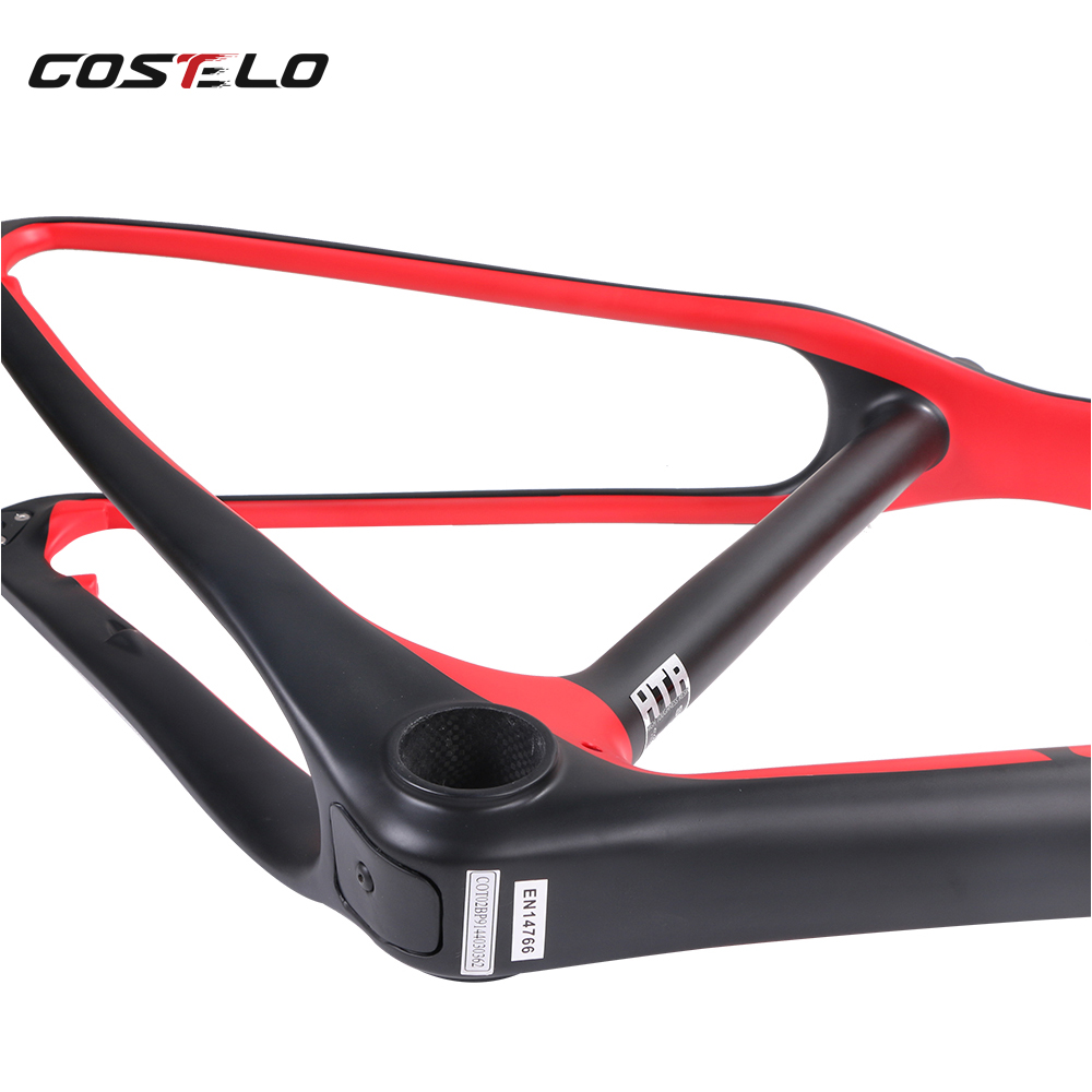 Costelo SOLO 2 carbon Mountain MTB Bicycle Carbon Frame Torayca UD Carbon Fiber Bicycle Frame  27.5er 29er Carbon Mtb bike frame