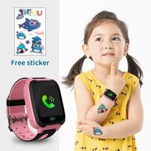 Timethinker S4 Bambini Smart Orologio Bambino AGPS Smartwatch con la Macchina Fotografica SIM Card детские часы IOS per Xiaomi Telefono di Apple