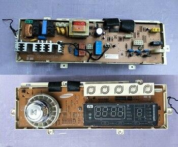 цена на For Samsung drum washing machine MF-B1445AS original computer board DC41-00023A  MFS-B1445A-01 second-hand disassembly machine