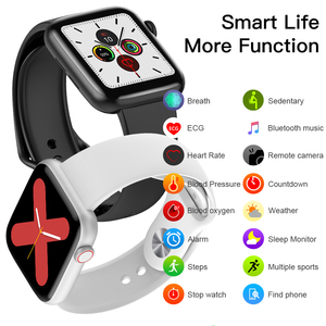Smart Watch Men Women 1.4Inch 1.54 Inch Full Touch Waterproof Heart Rate Monitor Bluetooth Call Smartwatch for Apple Phone