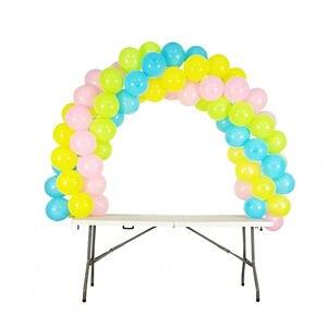 Birthday Balloon Arch-Stand Arcuation-Base Wedding-Decoration Globos Bow Party