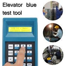Инструмент для отладки сервера лифта Лифт синий инструмент для тестирования конвейер инструмент для отладки двойной линии ЖК-дисплей ключ четко