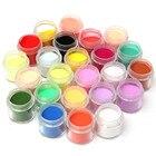 24pcs Colorful DIY N...