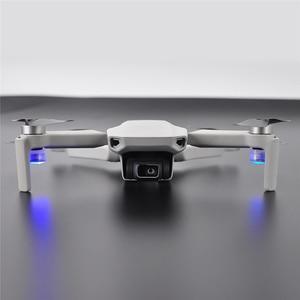 Image 2 - 2pcs מיני טיסה הלילה אות מנורת LED פלאש אורות ניווט אור לdji Mavic מיני Drone אבזרים