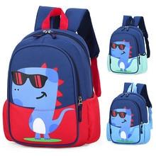 Дети рюкзаки мультфильм детский сад школьный дети рюкзак мальчики девочки малыш мешок mochila Эсколар
