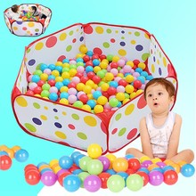 Folding Baby Toys Ball Pool Portable Baby Tent House Ocean Indoor Outdoor Games Kids Tent Playing House