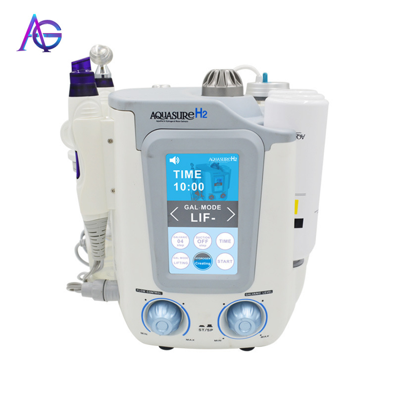 Adg 3 In 1 Deep Clean Bubble  Aquasureh2 Machine For All Skin Type