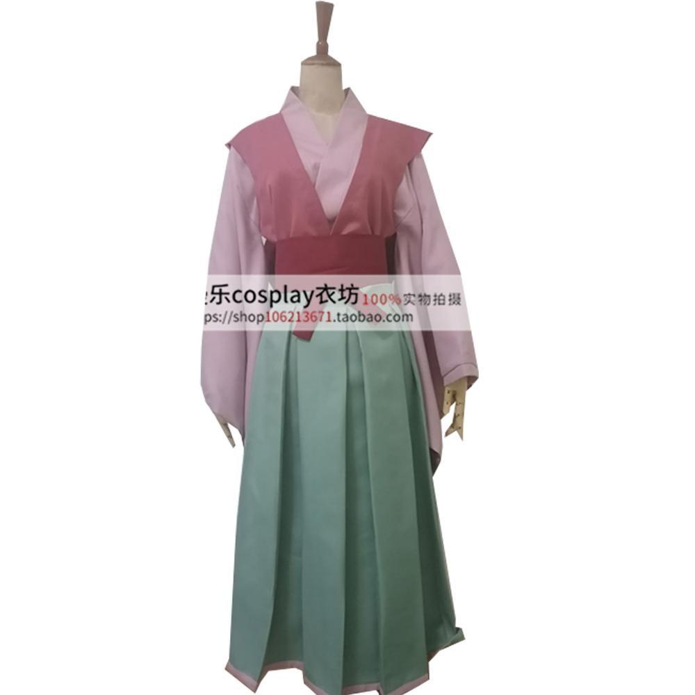 2020 hunter x hunter alluka zoldyck aruka cosplay traje quimono