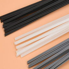 length 1m PVC ABS PE PP plastic welding bumper water pipe motorcycle car ship rod 5KG WHITE BLACK free shipping