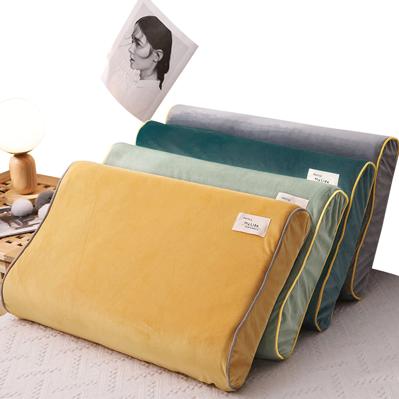 40 60cm 30 50cm European and American Type with Zipper Pillowcase Rectangle Pillow Cover Velvet Throw